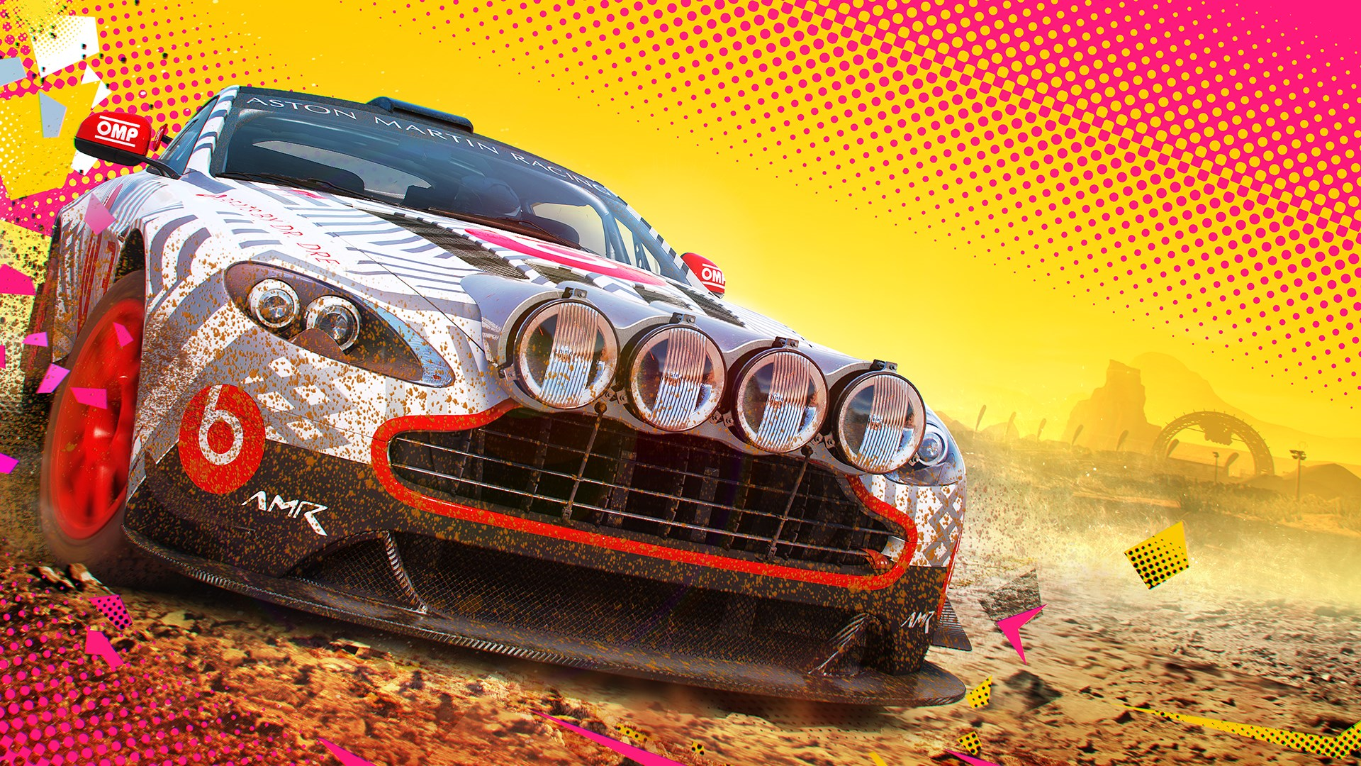 DIRT5 review featured