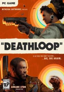 Deathloop Standard pc boxfront LOC EN ESRB
