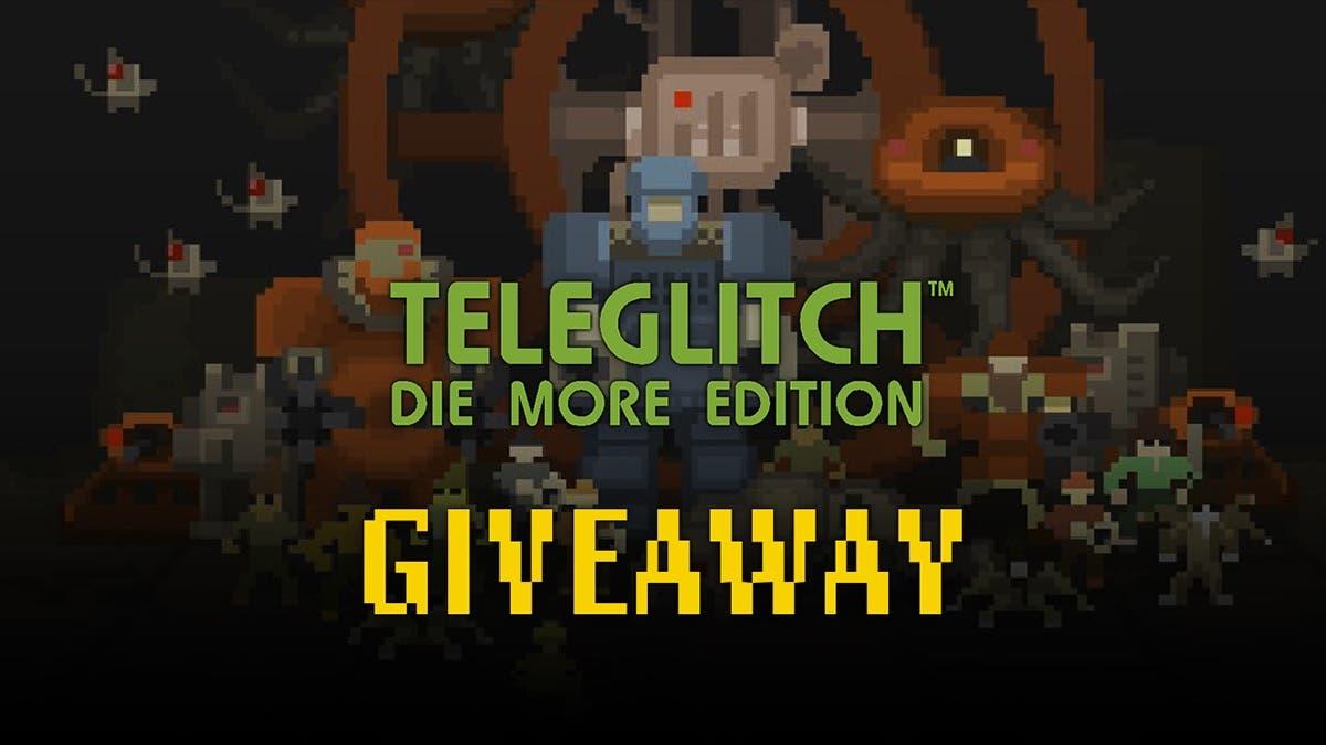 Teleglitch giveaway GOG