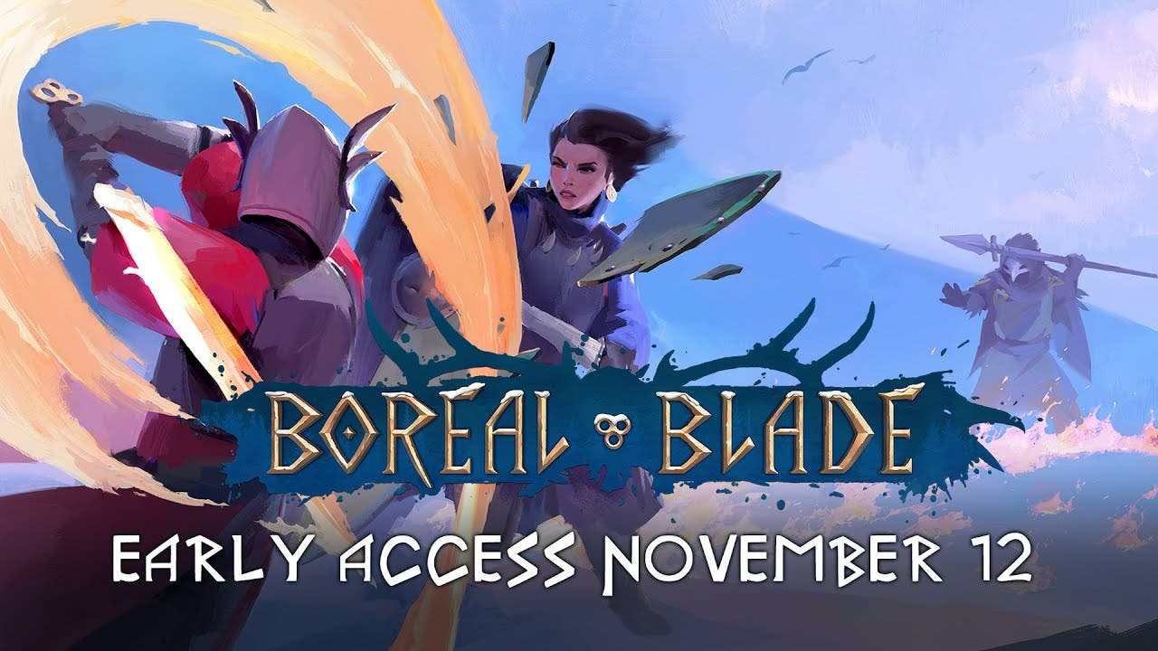 boreal blade comes to steam earl