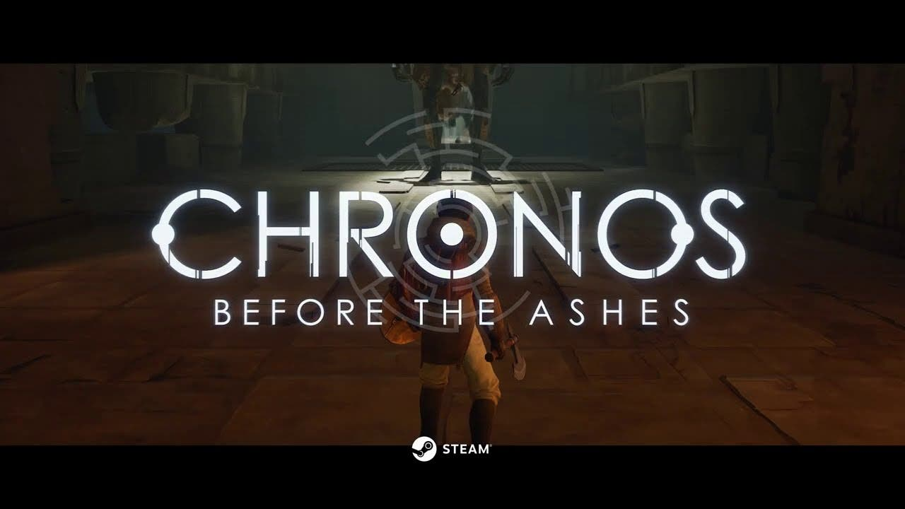 chronos before the ashes trailer