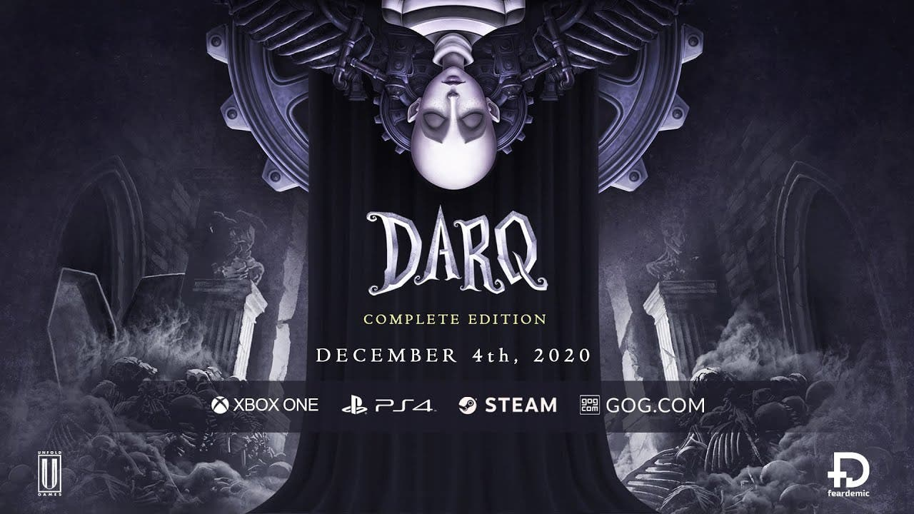 darq complete edition coming to