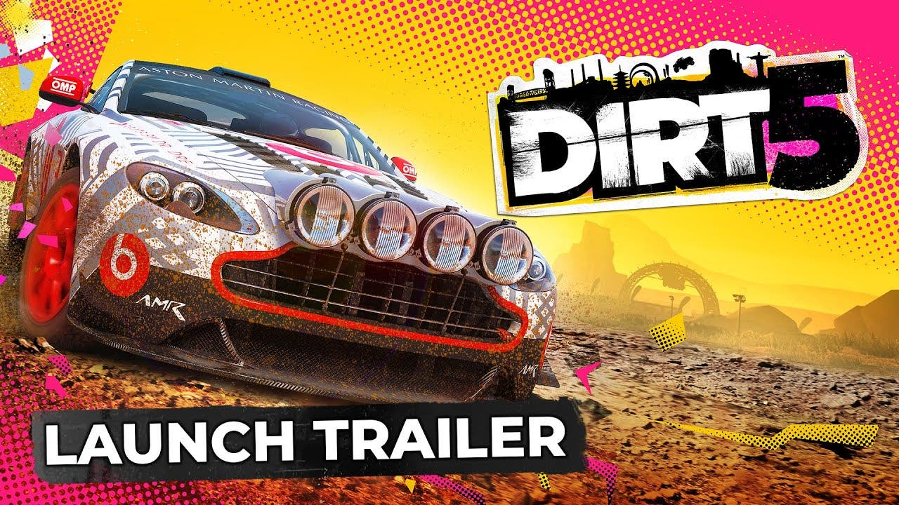 dirt 5 now available for all on