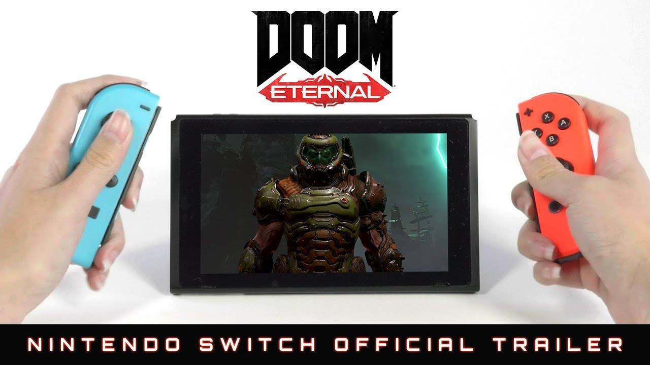 doom eternal comes to nintendo s