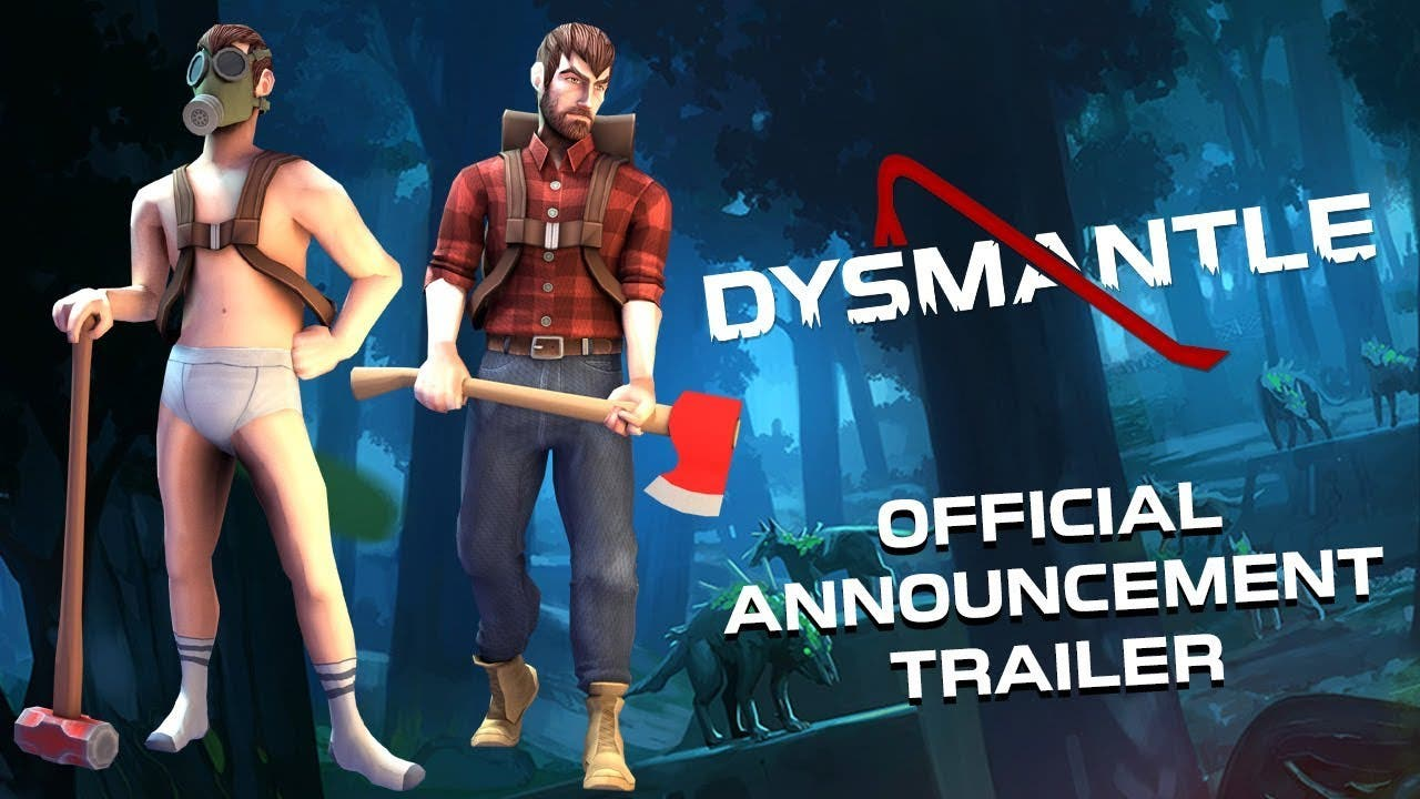 dysmantle is now available on st