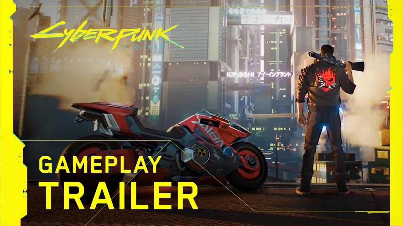 gameplay trailer for cyberpunk 2