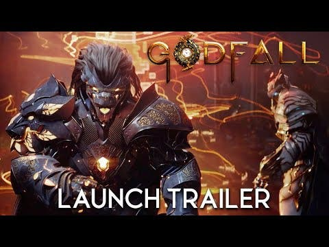 godfall is now available as a la