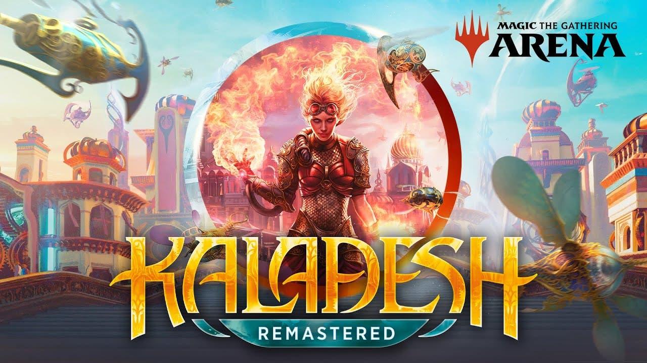 kaladesh remastered comes to mag