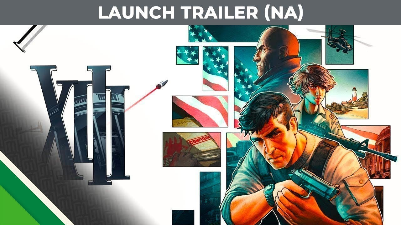 launch trailer for xiii remake r
