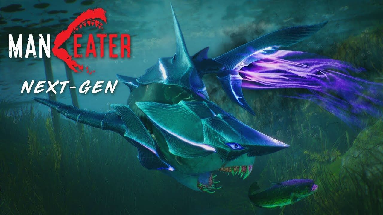 maneater out today for xbox seri