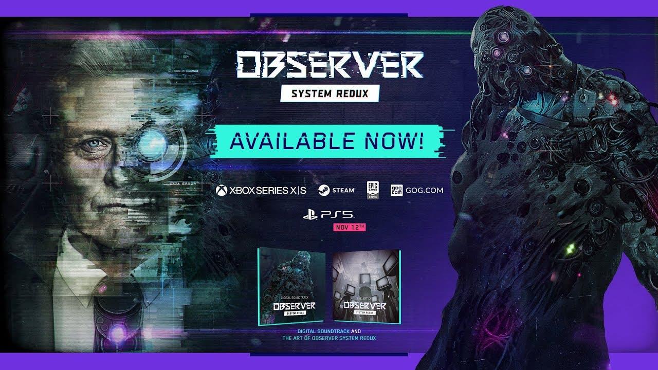 observer system redux the remast