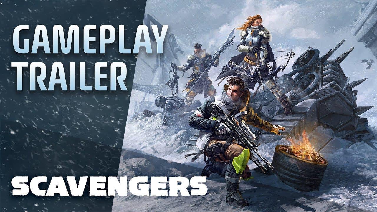 scavengers will have a pc techni