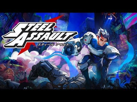 steel assault to be published by