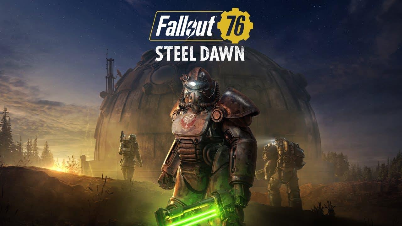 steel dawn update brings the bro