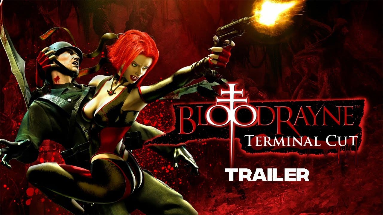 terminal cuts of bloodrayne and