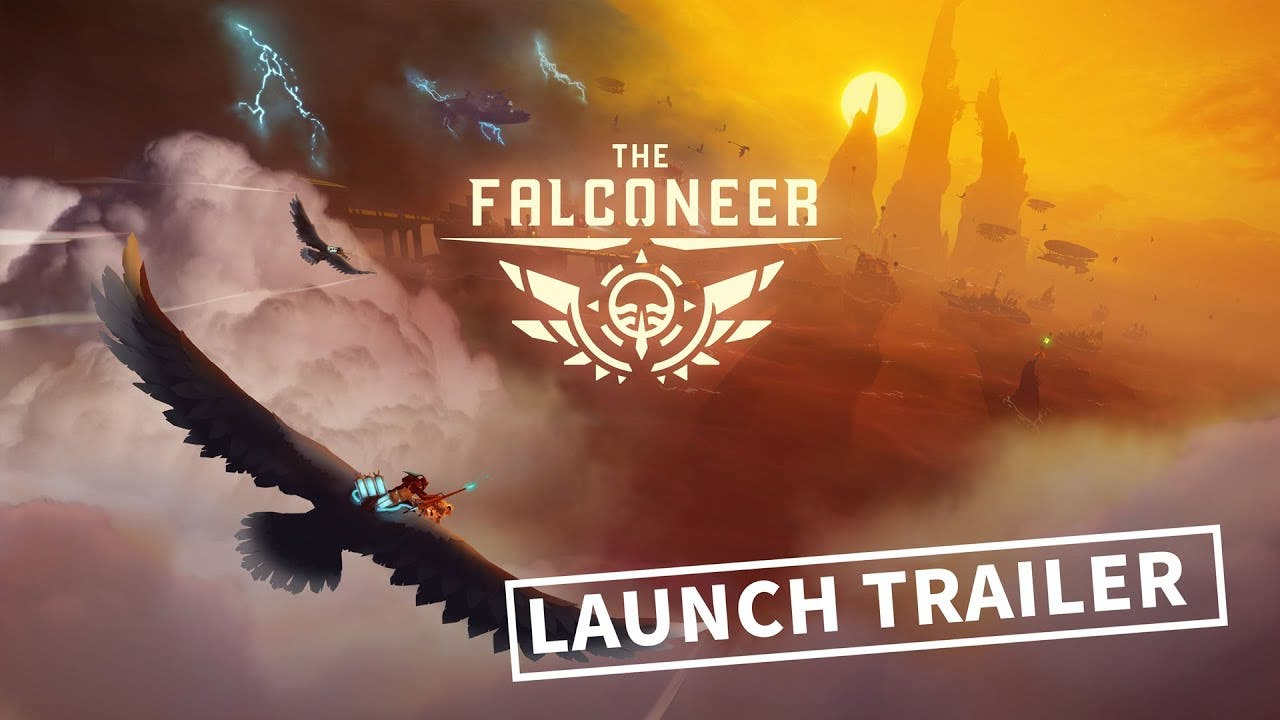 the falconeer soars to new heigh