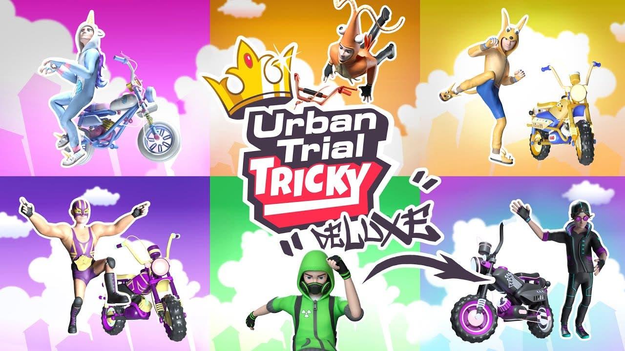 urban trial tricky receives new