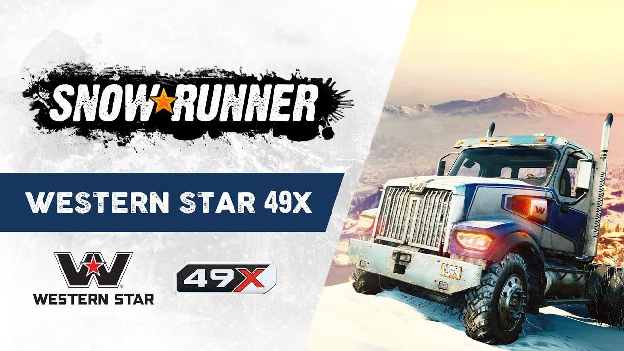 western star 49x heavy duty truc