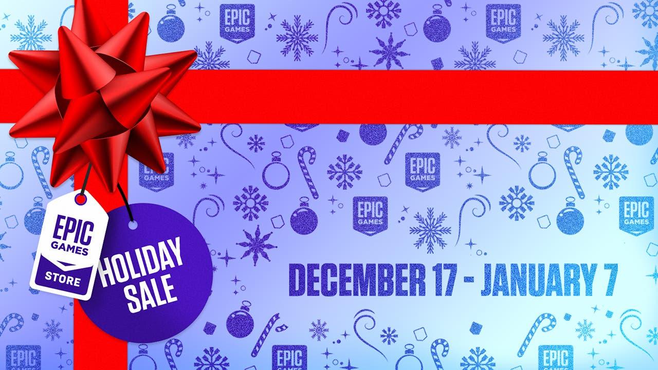 EGS HolidaySale2020 YT thumbnail No Logo