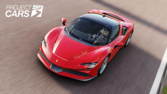 FerrariSF90 Fiorano 9 scaled