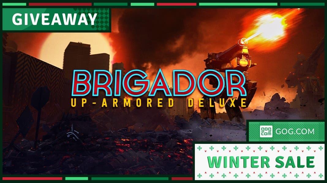 GOG Brigador Giveaway