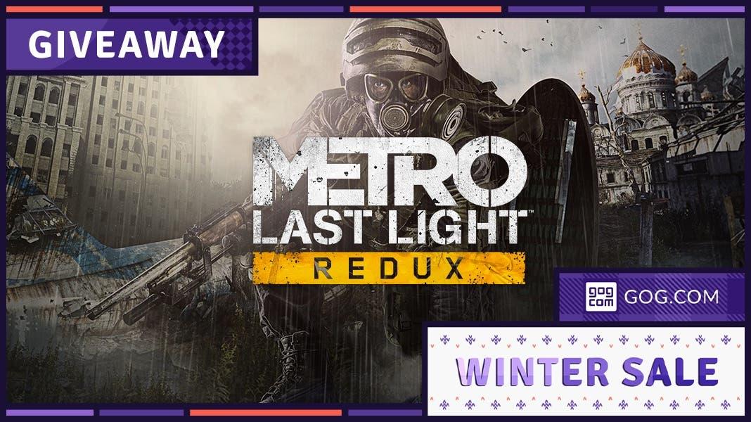 GOG Metro Last Light Giveaway