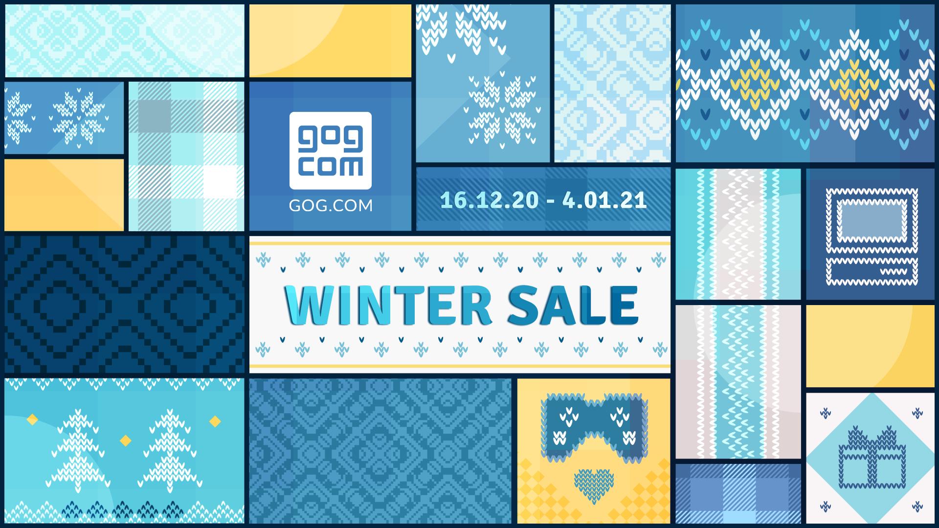 GOG Winter Sale 2020