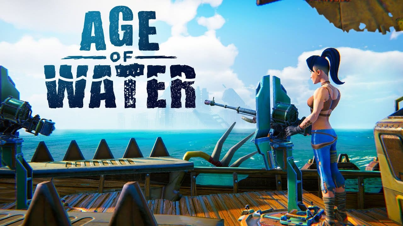 age of water announced is a post