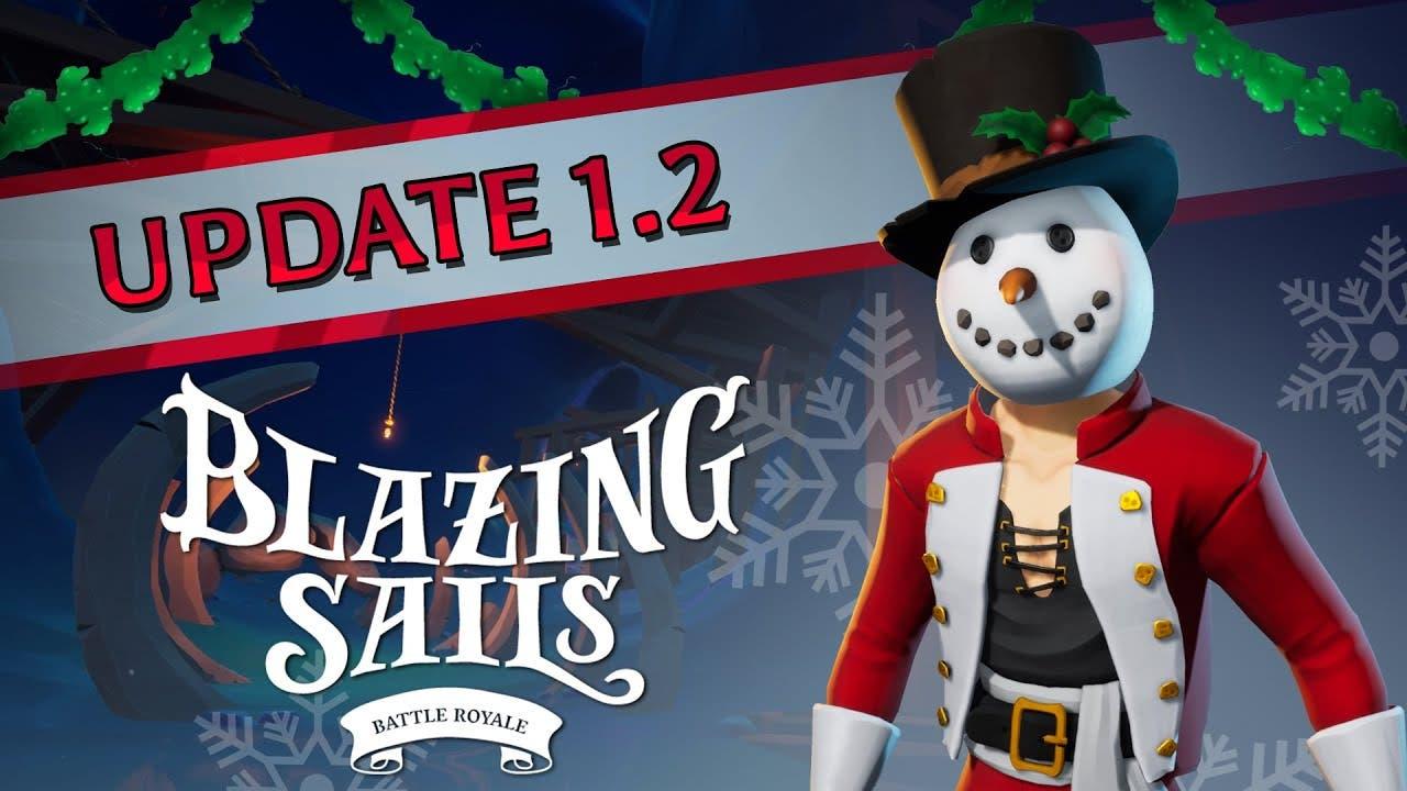 blazing sails pirate battle roya