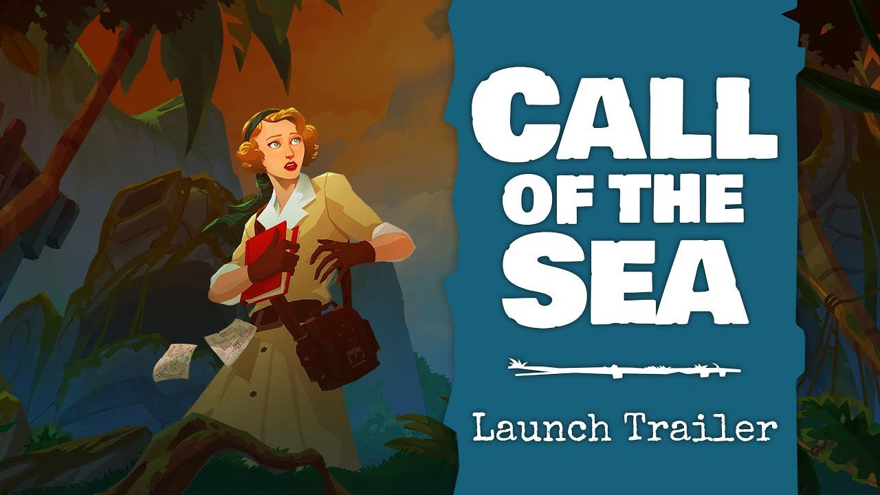 call of the sea a first person p