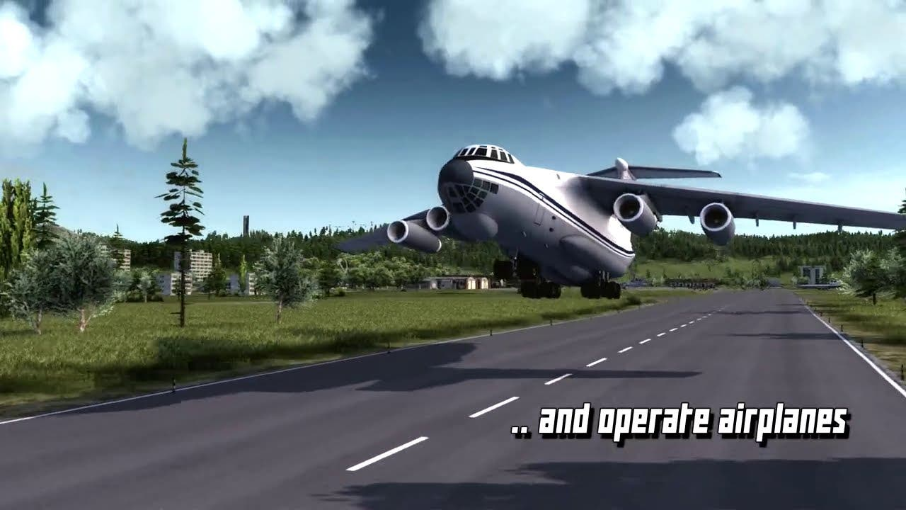 content update 6 brings airplane