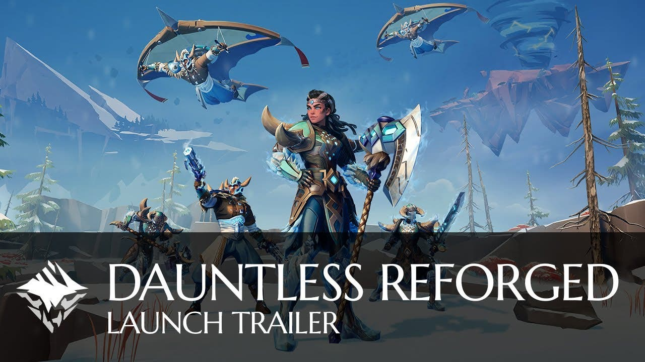 dauntless reforged is the bigges