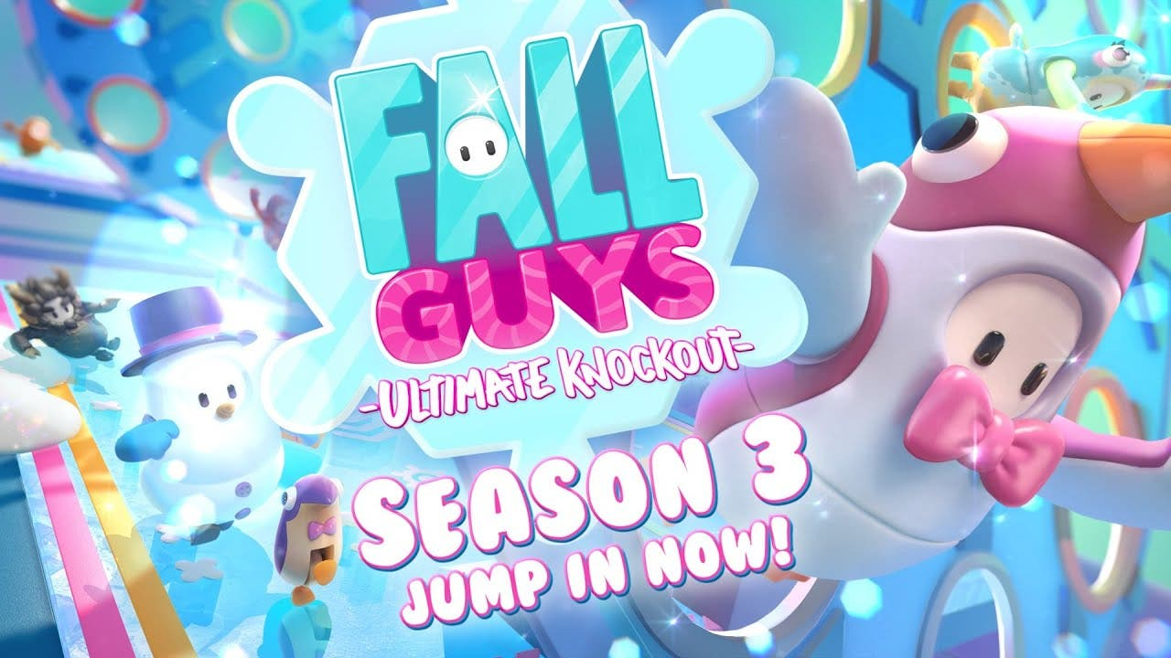 fall guys ultimate knockout begi