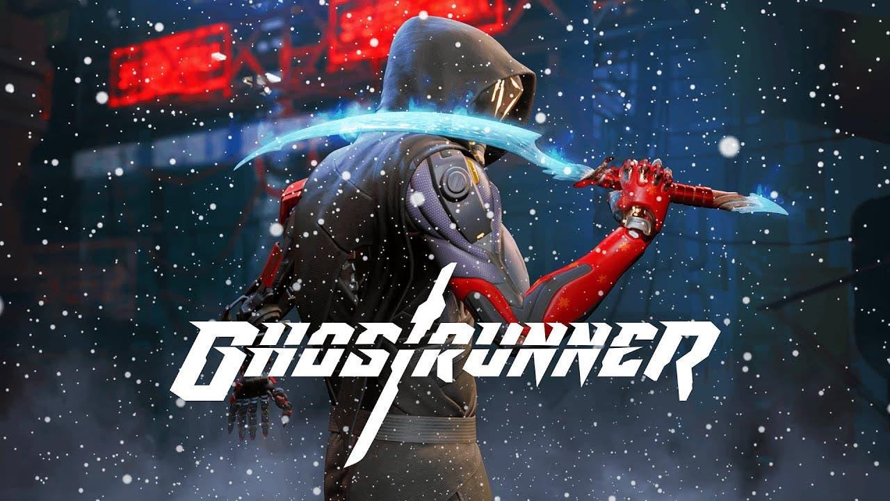 ghostrunner receives winter pack