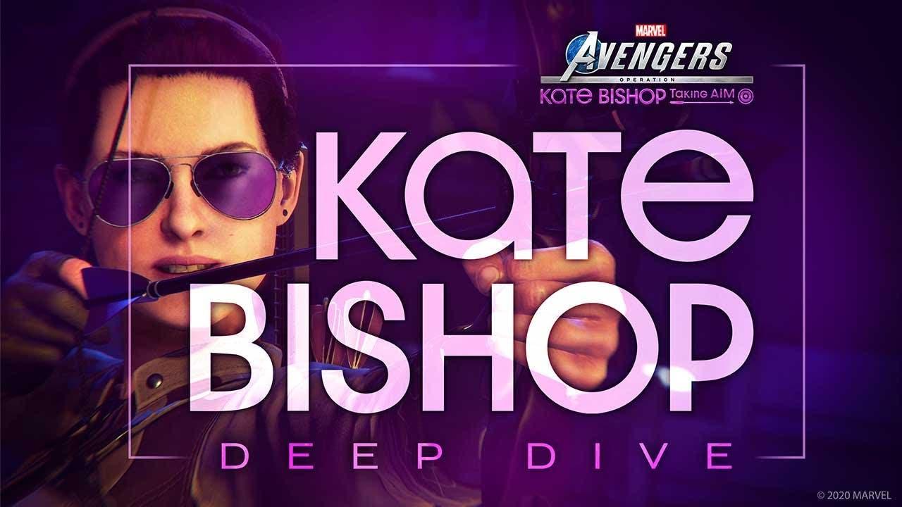 kate bishop joins marvels avenge