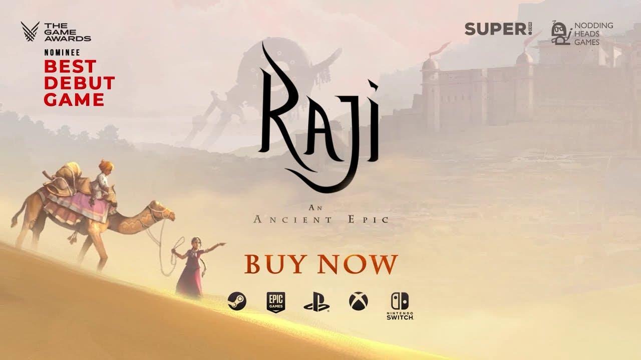 raji an ancient epic celebrates