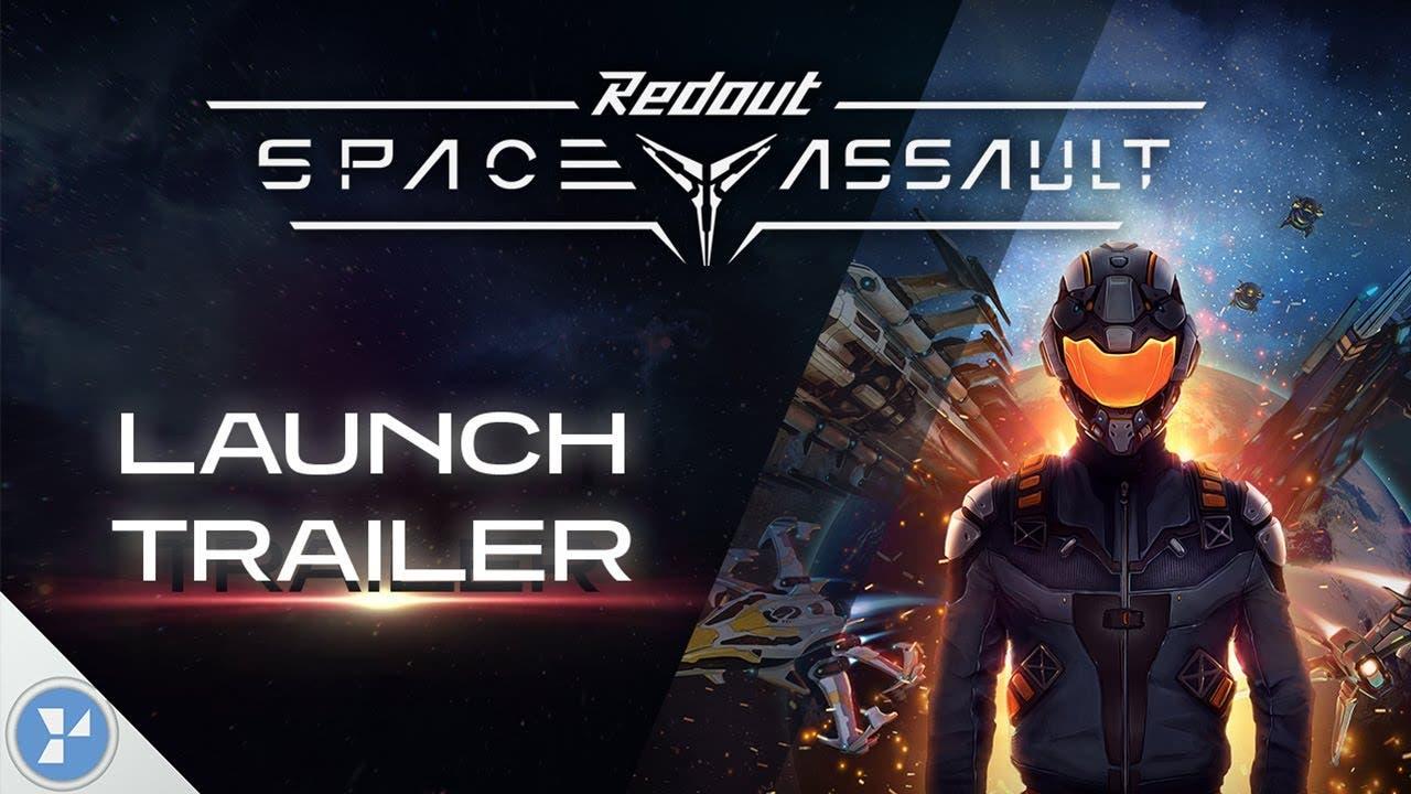 redout space assault sets a cour