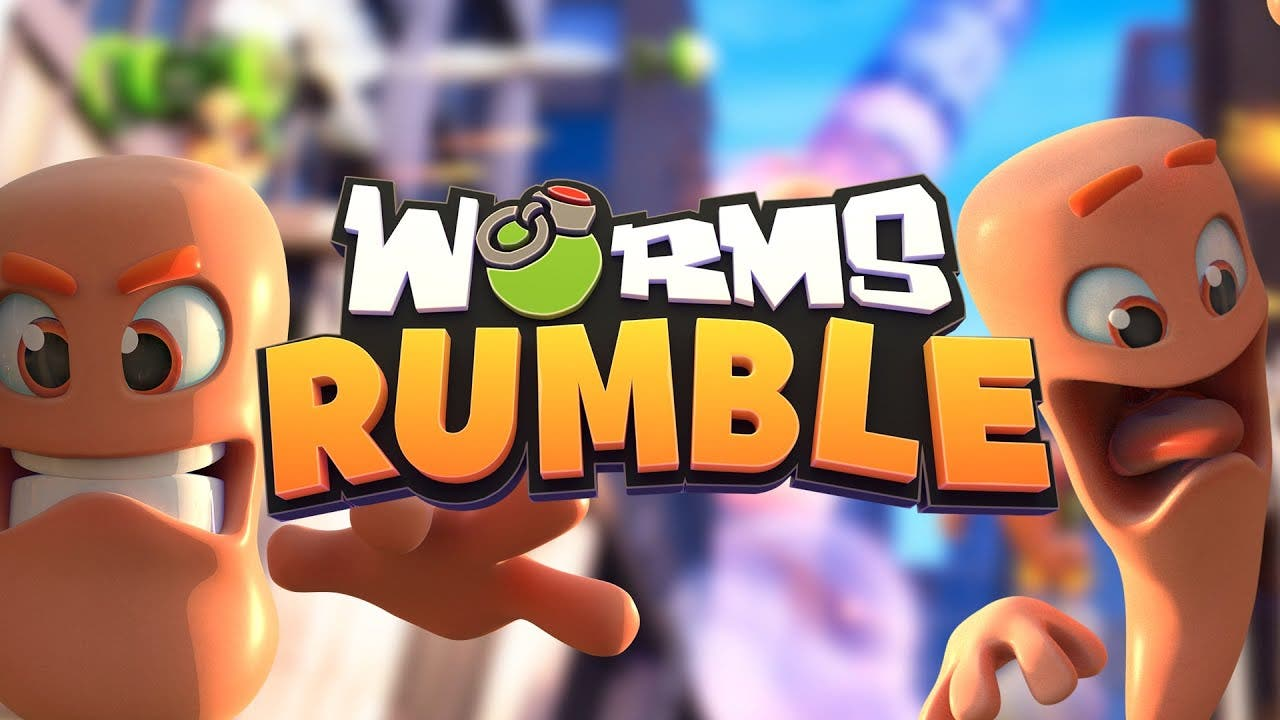 shake things up as worms rumble