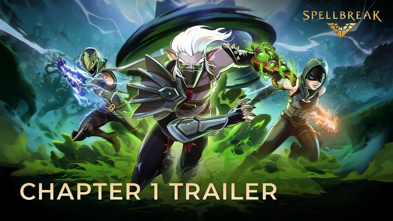 spellbreak comes to steam today
