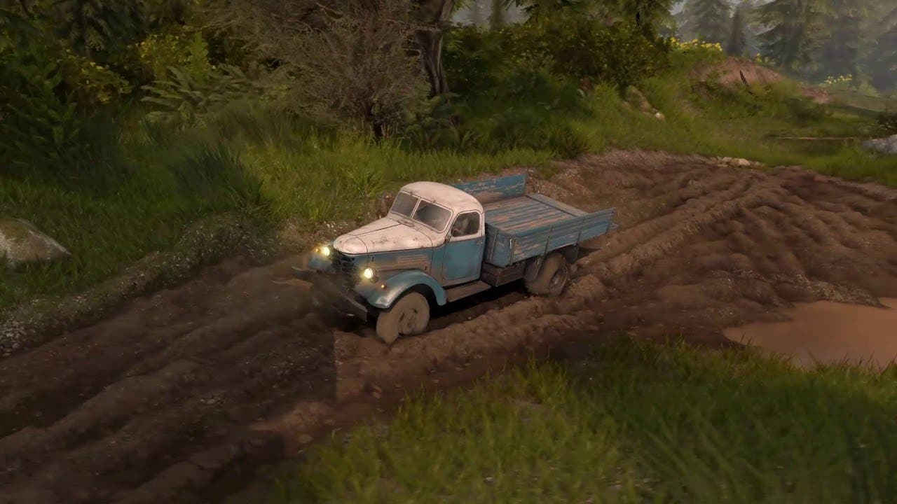 spintires latest dlc china adven