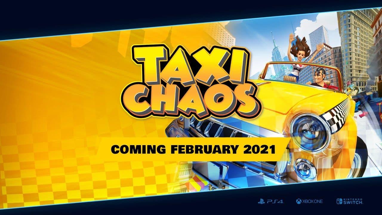 taxi chaos is a spiritual succes