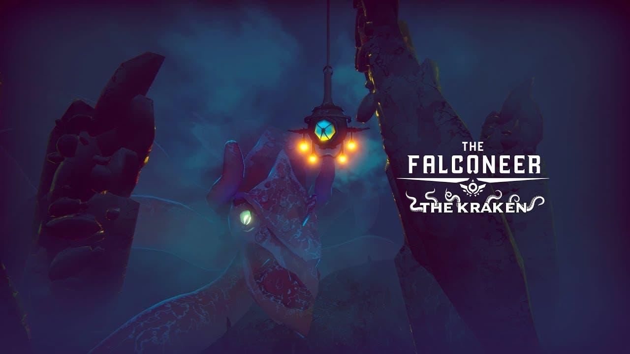 the falconeer meets the kraken i