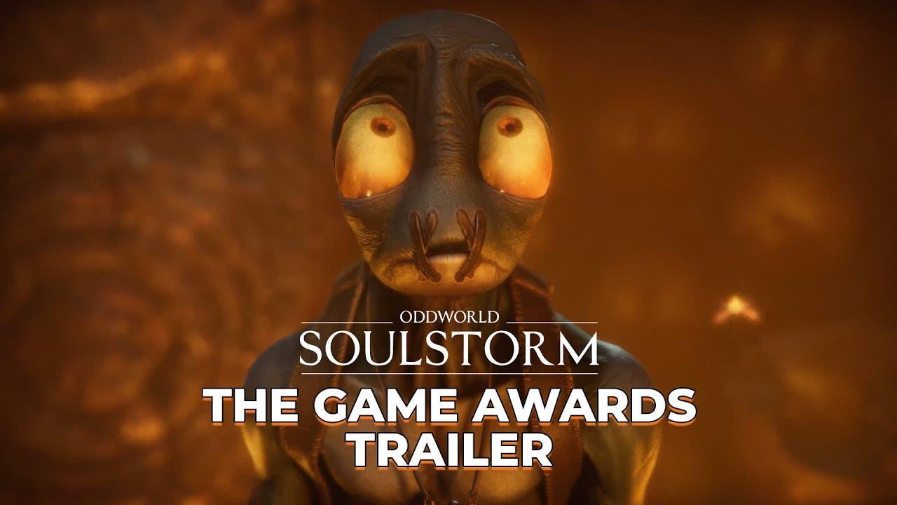 the game awards 2020 oddworld so