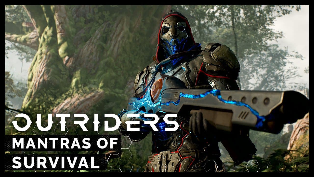 the game awards 2020 outriders t
