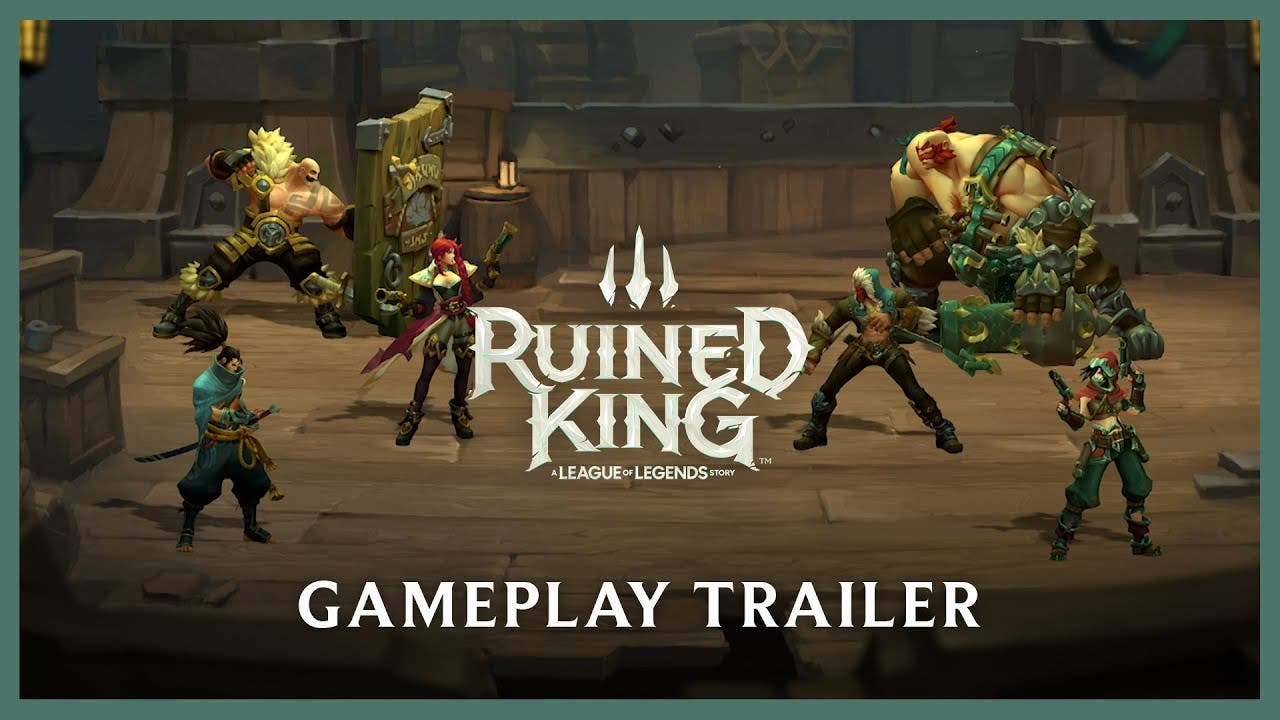 the game awards 2020 ruined king