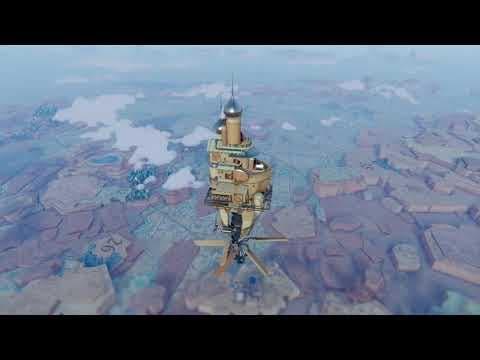 unique city builder airborne kin