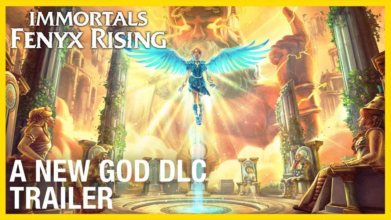 a new god is born in first dlc f
