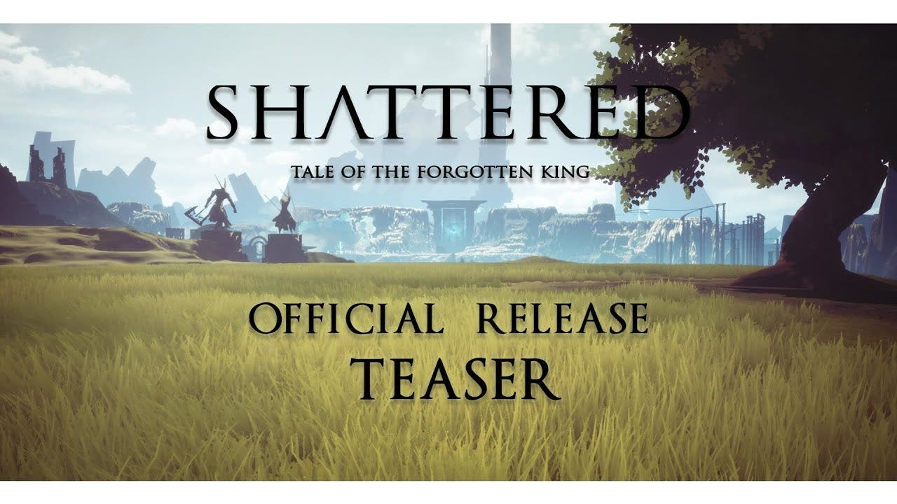 action adventure rpg shattered t