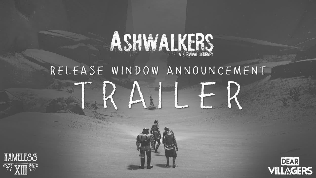 ashwalkers tasks you with surviv