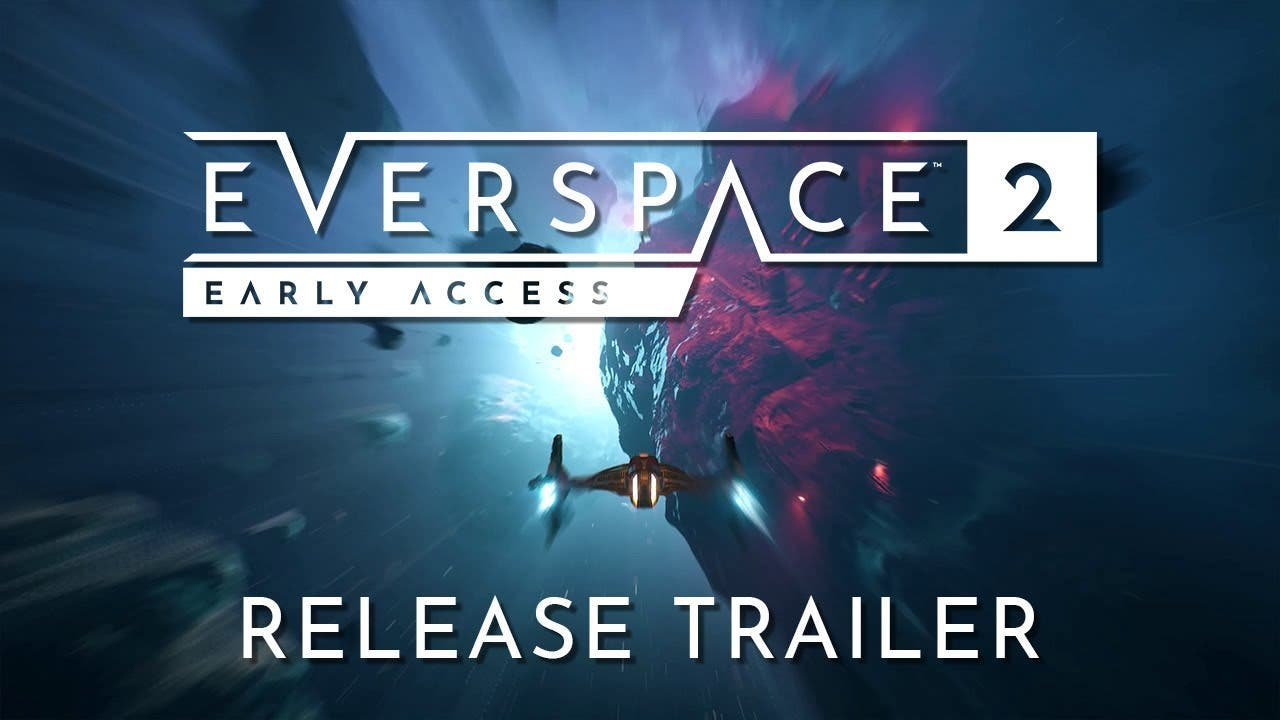 blast into everspace 2 on pc wit